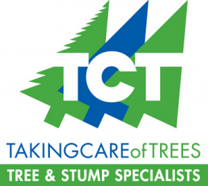 taking care of trees logo