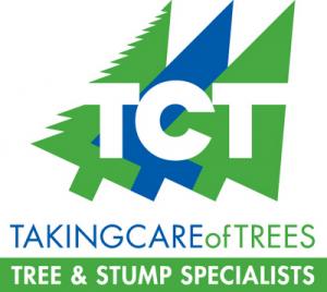 taking care of trees logo